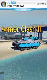 armor clash ii pc full portada - Armor Clash II v2.0-CODEX