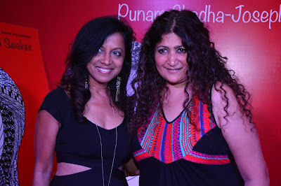 The Soulful Seeker Launched by Punam Chadha-Joseph and Om Books