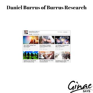 Daniel Burrus of Burrus Research: January, 2016