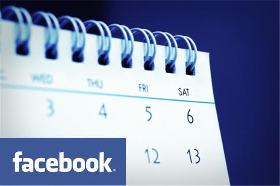 facebook local events