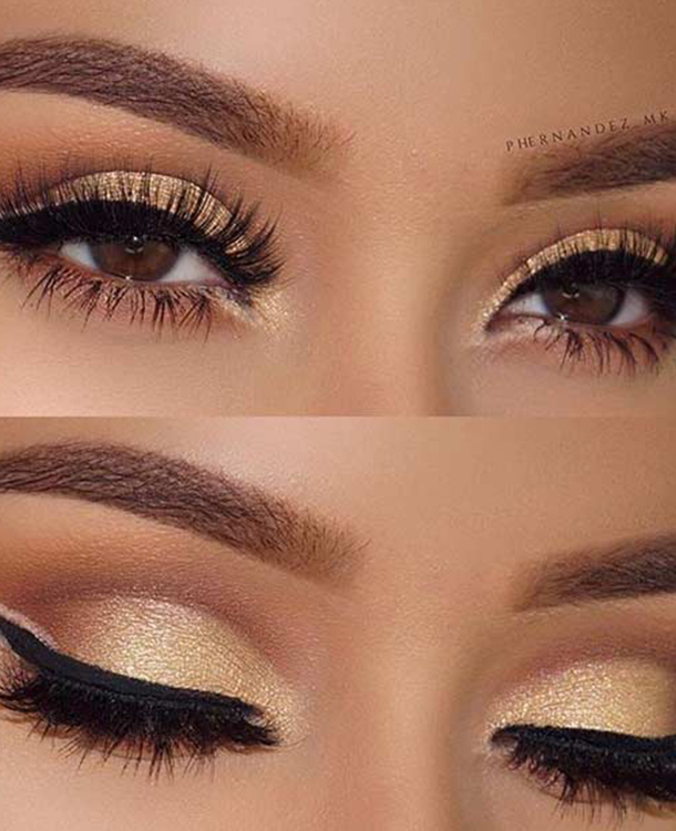 Six Beautiful Makeup Ideas for Prom