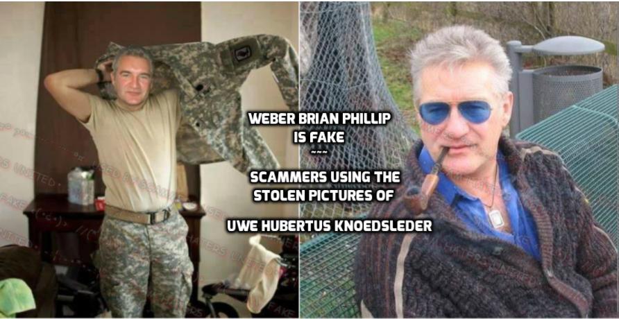 Brian john moore dating scam