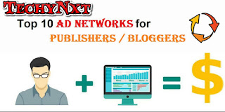 Best ad network for blogger