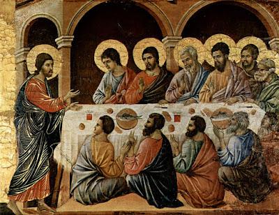 Jesus' farwell discourse