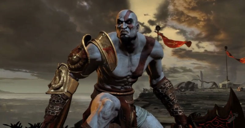 200MB GOD OF WAR GHOST OF SPARTA FOR ANDROID - GamerKing
