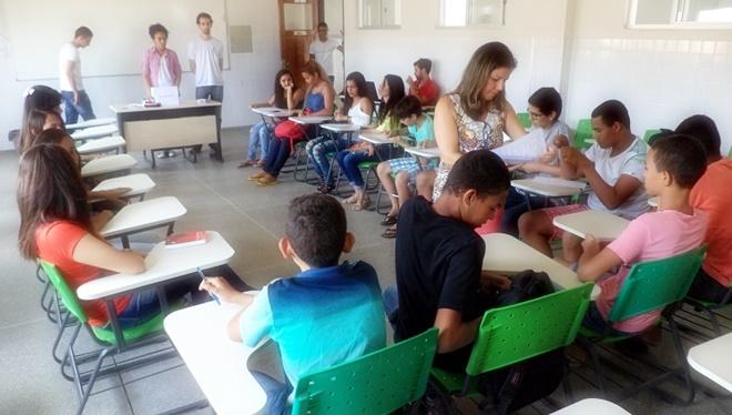 IFBA da cidade de Jacobina inicia curso sobre programação para alunos da rede pública