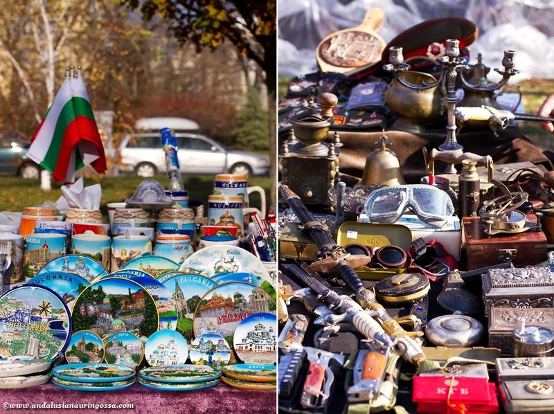 Sofia_Bulgaria_Aleksander Nevskin kirpputori