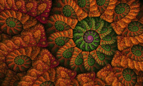 Hd Fractals Wallpapers 1080p: Fractal Abstract 1080p HD Wallpaper