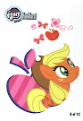 MLP Tattoo Card 8 Series 4 Trading Card
