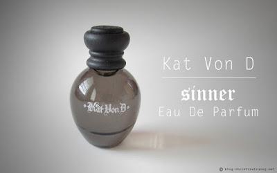 Kat Von D Sinner Eau de Parfum Review