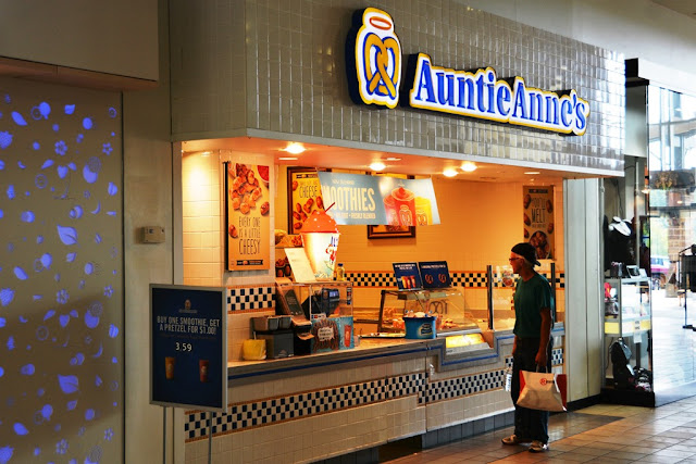 Northgate Mall Seattle Auntie Anne