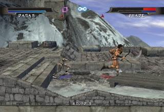 Barbarian PS2