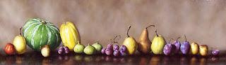 pinturas-de-bodegones-con-vegetales-y-frutas bodegones-pinturas-realistas