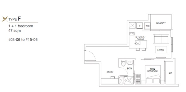 Neem Tree @ Balestier Floor Plan