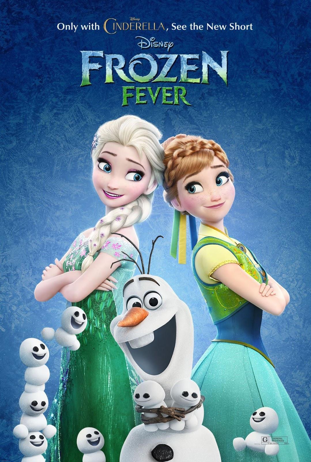 Frozen Fever (2015) โฟรเซ่น ฟีเวอร์ ตอนพิเศษ [HD][พากย์ไทย]