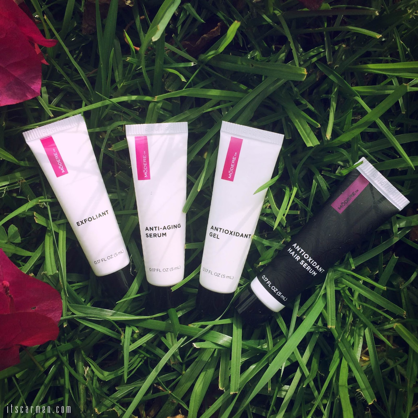 modere beauty box review