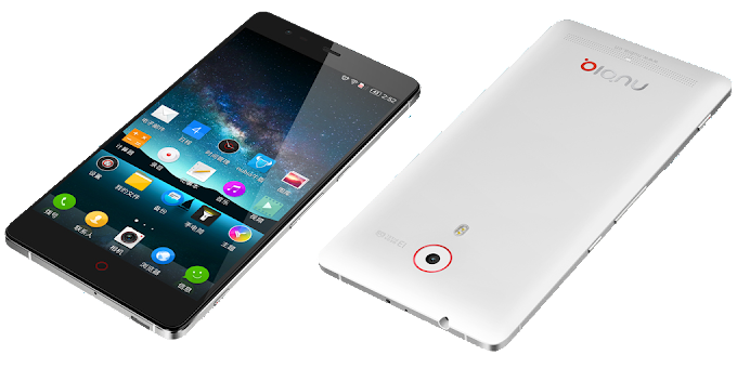 ZTE announces Nubia Z7, Nubia Z7 mini and Nubia Z7 Max
