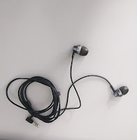Philips In-Ear SHE 3850 headphones review