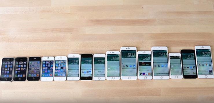 Sejarah iPhone: Perkembangan iPhone dari Masa ke Masa Beserta Spesifikasi Lengkap