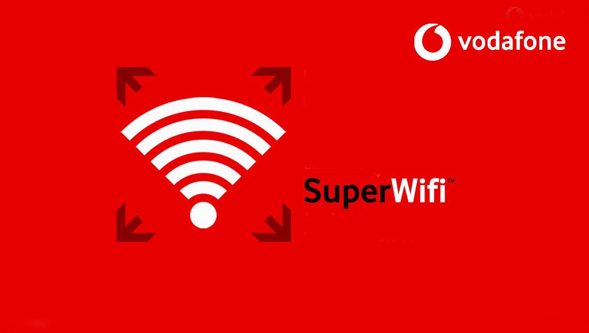 Super Wifi Vodafone