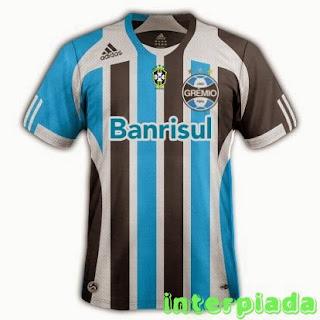 639f084582 O Grêmio começa a negociar no ano que vem o novo contrato com o  patrocinador das suas camisas. A Topper tem exclusividade até dezembro de  2014 e deseja ...