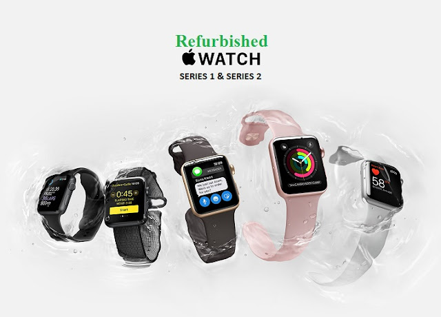 Apple updated its online store and now selling refurbished Apple Watches model Series 1 & 2.Refurbished Apple Watch Series 1 and Series 2 available in various size and color combinations.