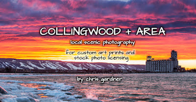 photos of collingwood captured, edited printed and licensed by Chris Gardiner www.cgardiner.ca ontario canada.