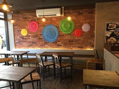 Birmingham Student Eats: Cafe Fifty5