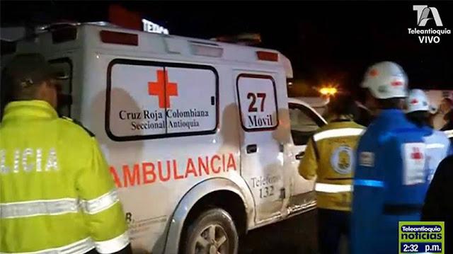 Tragédia com avião da Chapecoense mata 71 na Colômbia