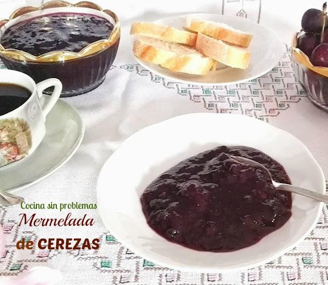 MERMELADAS Y CONSERVAS DULCES. 55º DESAFÍO EN LA COCINA