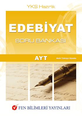 Fen Bilimleri AYT Edebiyat Soru Bankası PDF