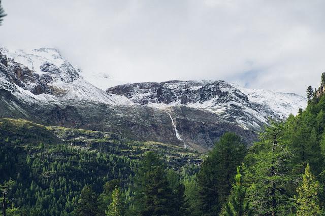 Plattenspitze – Punta delle Laste 3.422m  Bergtour-Martelltal  Wanderung-Martell  Wandern-Südtirol 04