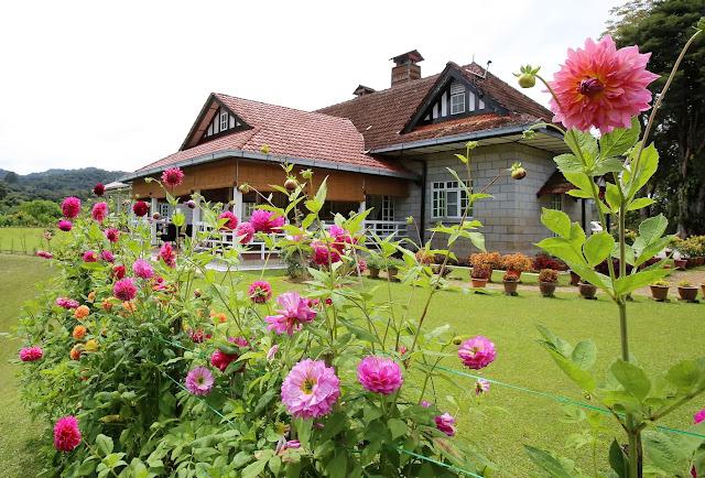 Hotel menarik untuk percutian keluarga di Cameron Highlands