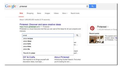 Fitur Terbaru Webmaster Kotak penelusuran Sitelink (Sitelinks Searchbox)