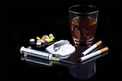 الخمر والمخدرات يضعفان الصحة