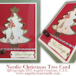 Nordic Christmas Tree Card