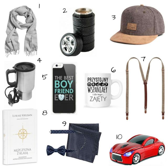 pomysł na prezent, prezent dla chłopaka, prezent dla męża