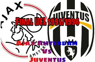 Final liga champion 1996 ajax vs juventus