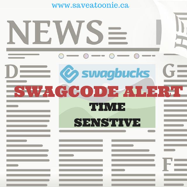 Swag Code Alert - Time Sensitive Free SB Points