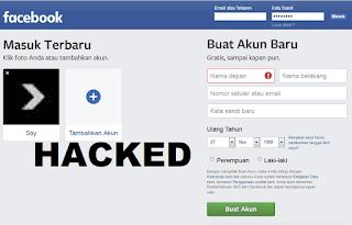 6 Cara Melindungi Akun Facebook Agar Tidak di Hack Atau Di Bobol