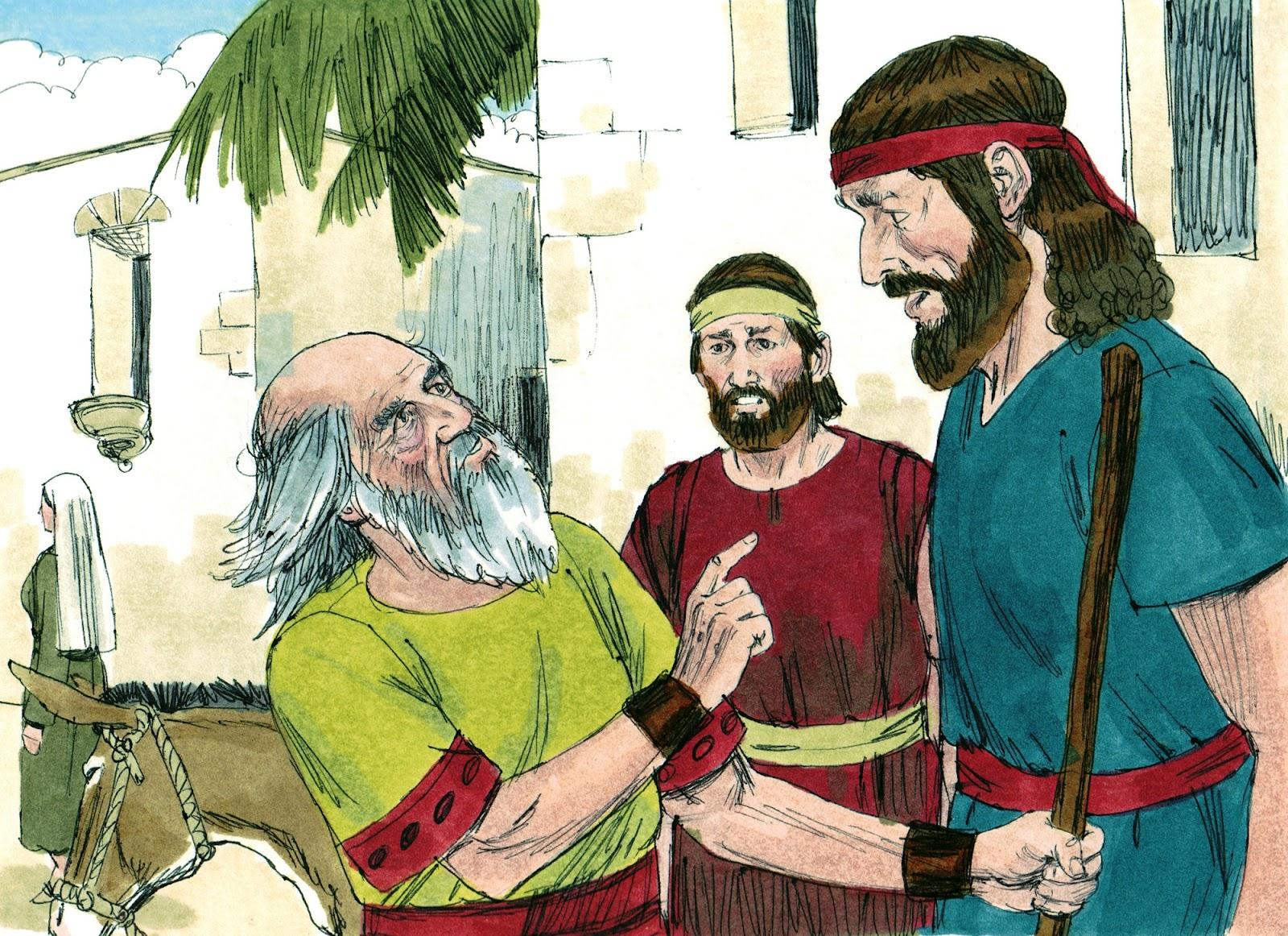 Bible Fun For Kids Life Of David 3 Saul Chosen As The