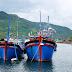 Fishing boat, Nha Trang