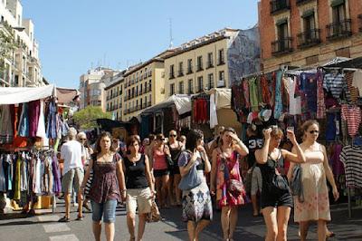 Plaza de Cascorro Market