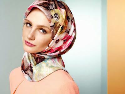 Foulards hijab chics - style 2017