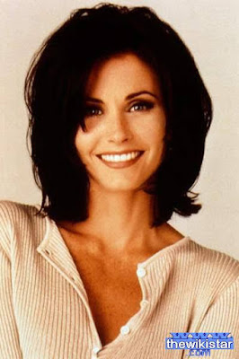 The life story of Courtney Cox, American actress, born on June 15, 1964.