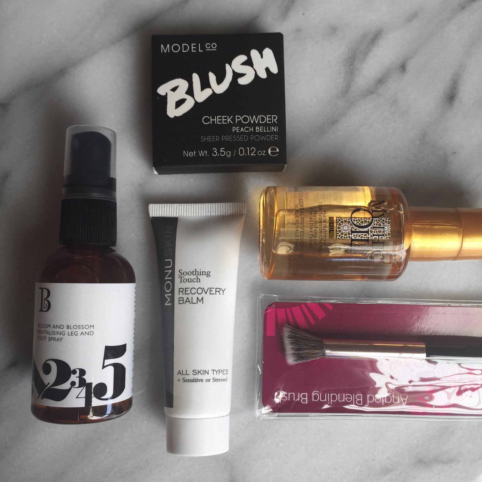 #LFSPARKLE, look fantastic beauty box, Monu, bloom and blossom, model Co