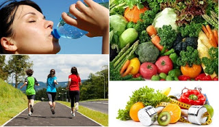 Cara Efektif Diet Sehat Mengecilkan Perut