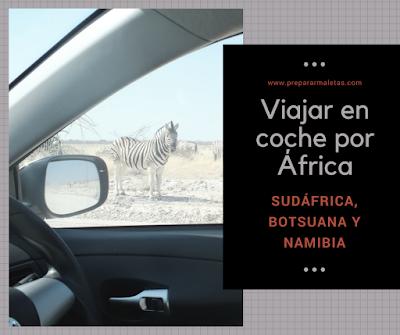 Viajar en coche por África