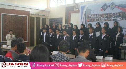 Tingkatkan Prestasi, Forum Mahasiswa Bidikmisi UNTAN Resmi Dilantik