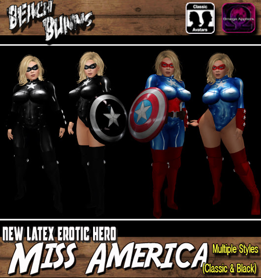 Miss America Classic and Dark